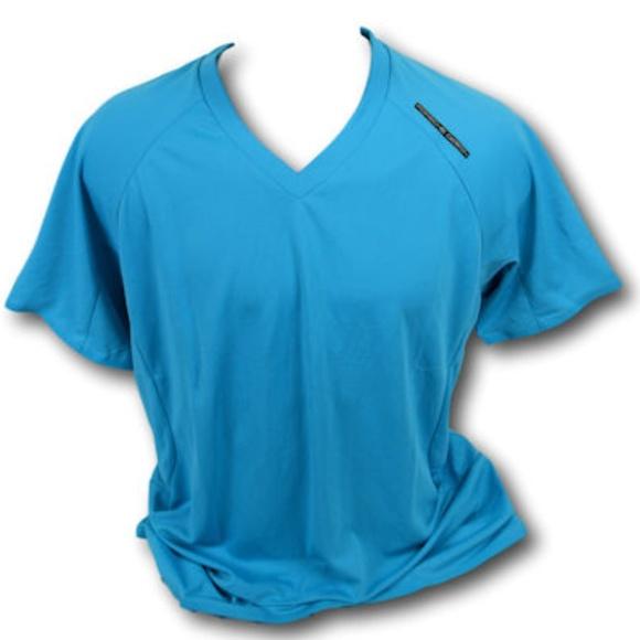 b8533d2ee adidas Porsche Shirts   Design M Chill Turquoise Tshirt   Poshmark